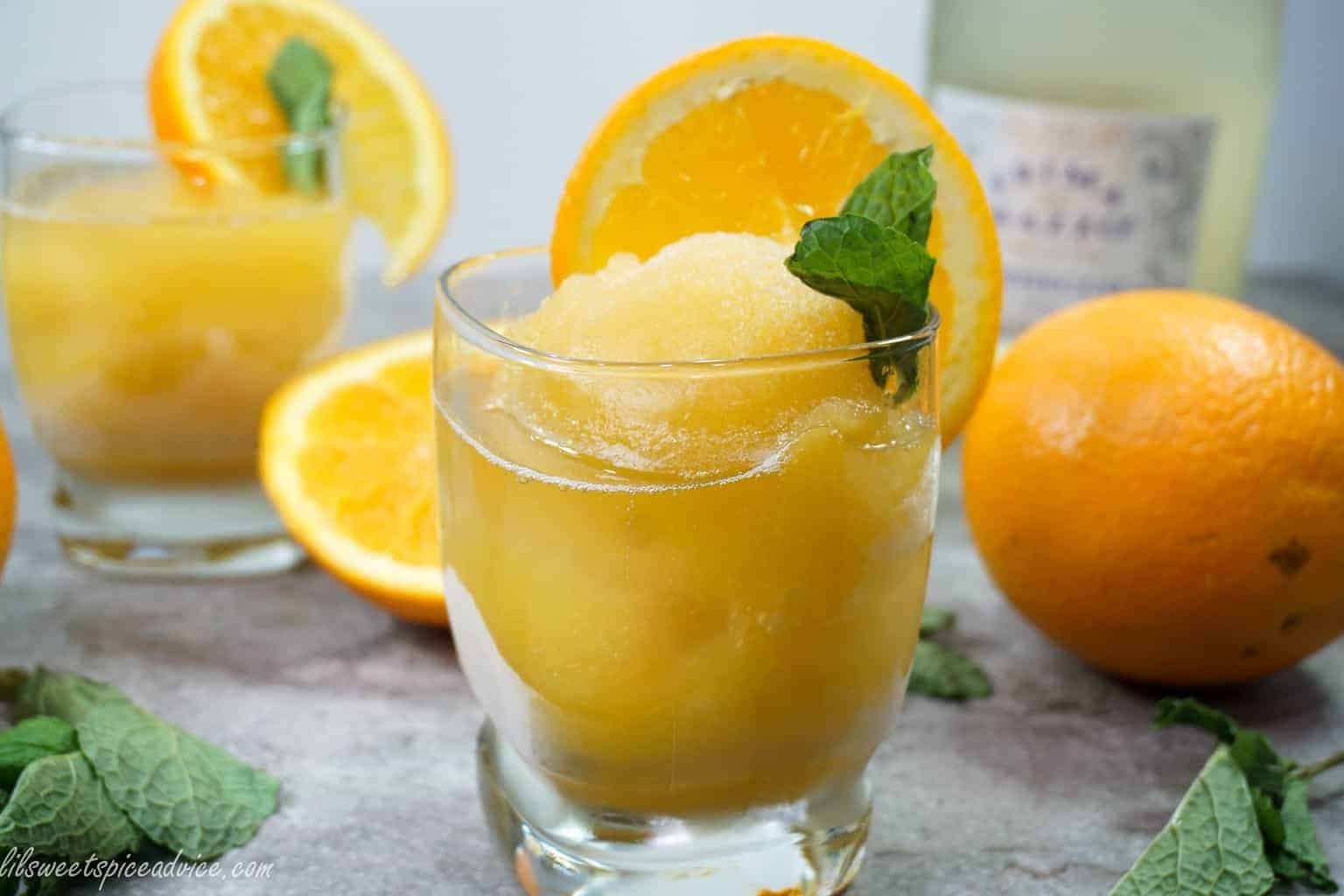 Orange Mint Julep Sorbet and Mimosas (10 of 10)